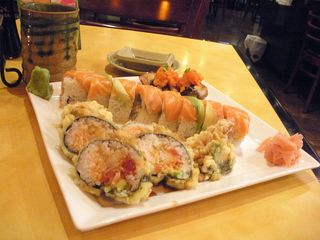 Sushi and Sammies – Mio Sushi and 50 Plates